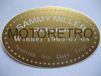 BU44 (Sammy Miller Winner 1965-67-68)