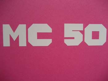 PU5B (leyenda MC50 en color blanco)
